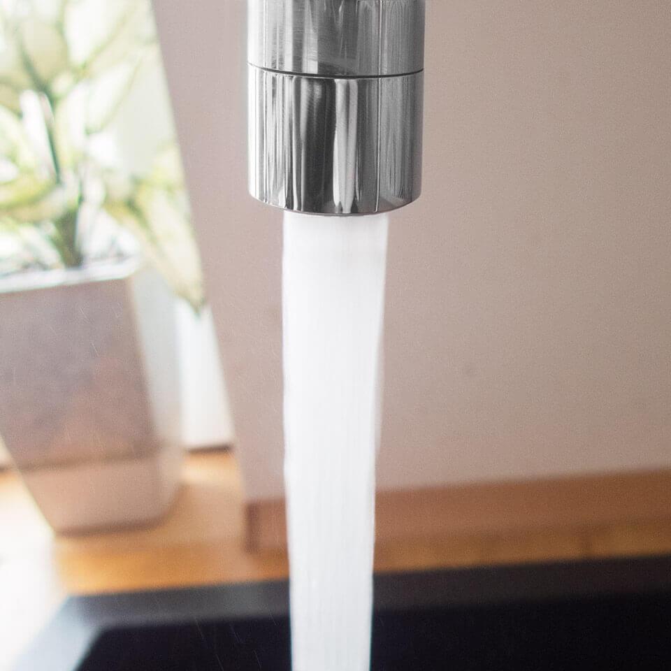Aireador de ahorro de agua Neoperl VarioDuo 5.7 l/min -