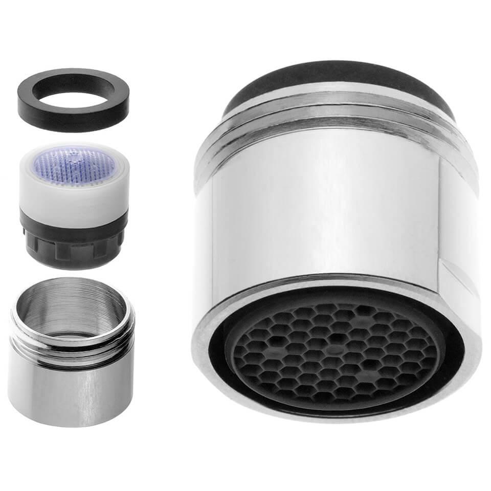 Aireador de ahorro de agua Neoperl 3.8 l/min M18x1
