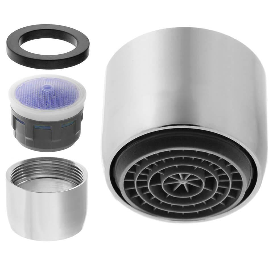 Aireador de ahorro de agua Neoperl SLC 3.8 l/min - Rosca M22x1 interna