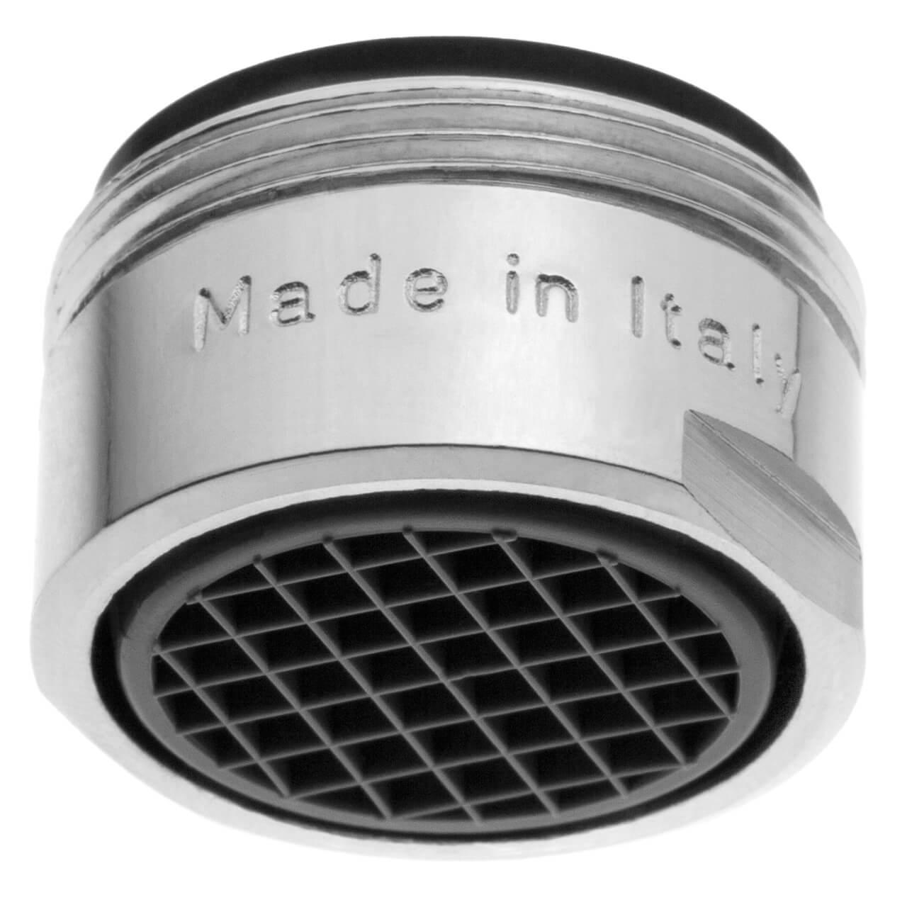 Aireador de ahorro de agua Terla FreeLime 2.5 l/min - Rosca M24x1 externa - más popular
