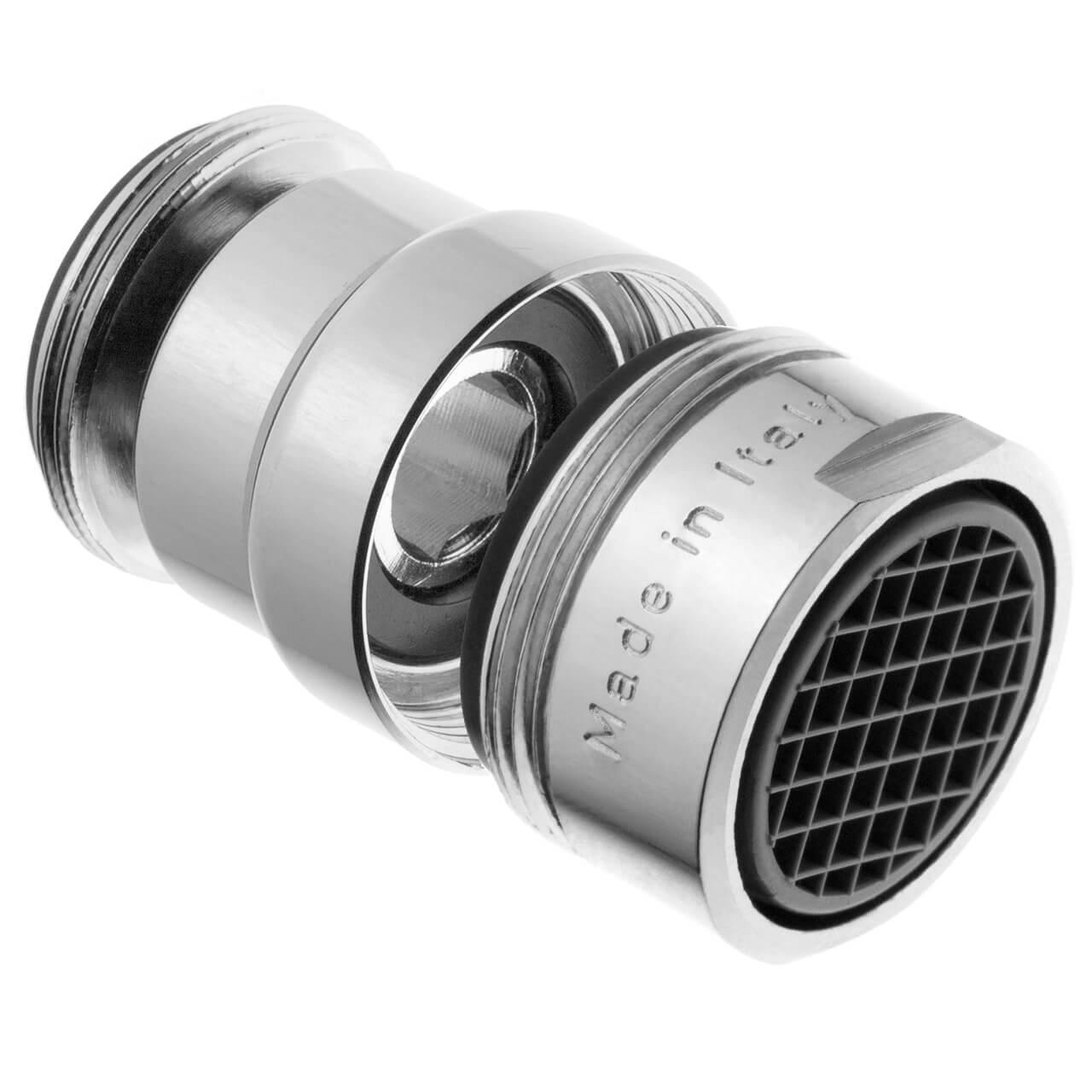 Conjunta giratoria para aireadores Terla FreeLime - Rosca M24x1 externa - más popular