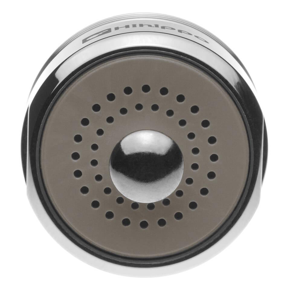 Aireador de ahorro de agua Hihippo HP 1.8 - 4.2 l/min start/stop - Rosca M24x1 externa - más popular