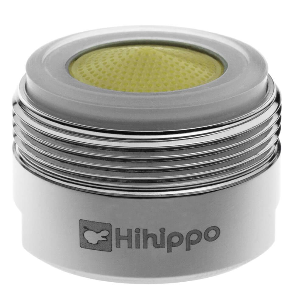 Aireador de ahorro de agua Hihippo SHP 3.8 - 8.0 l/min start/stop - Rosca M24x1 externa - más popular