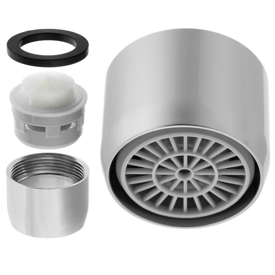 Aireador de ahorro de agua EcoVand 4 l/min - Rosca M22x1 interna