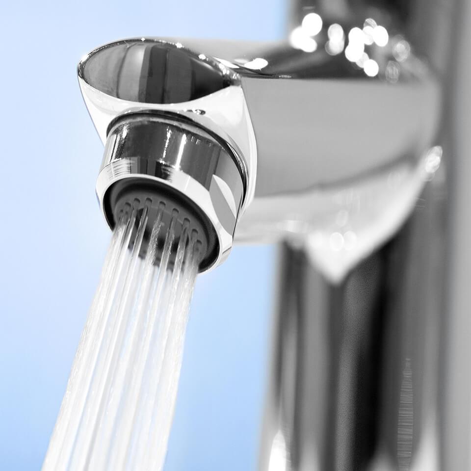 Aireador de ahorro de agua Neoperl Spray 1.9 l/min M18x1 - Rosca M18x1 externa