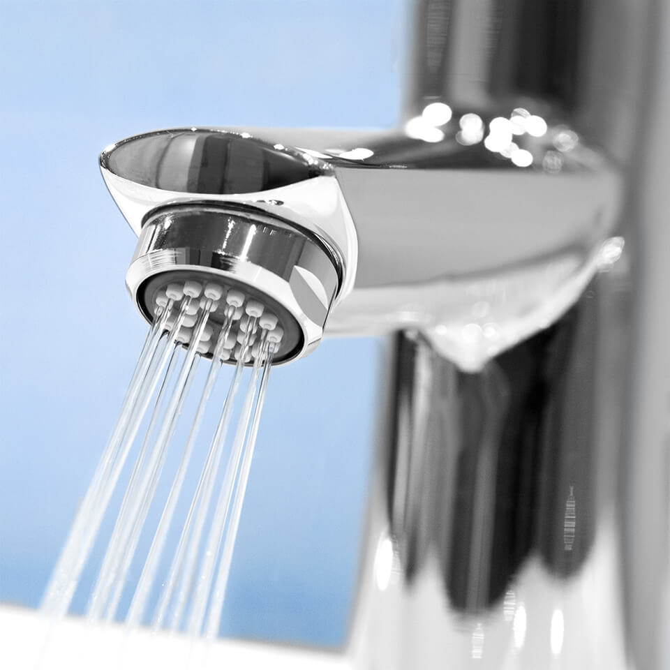 Aireador de ahorro de agua Neoperl Spray 1.2 l/min - Rosca