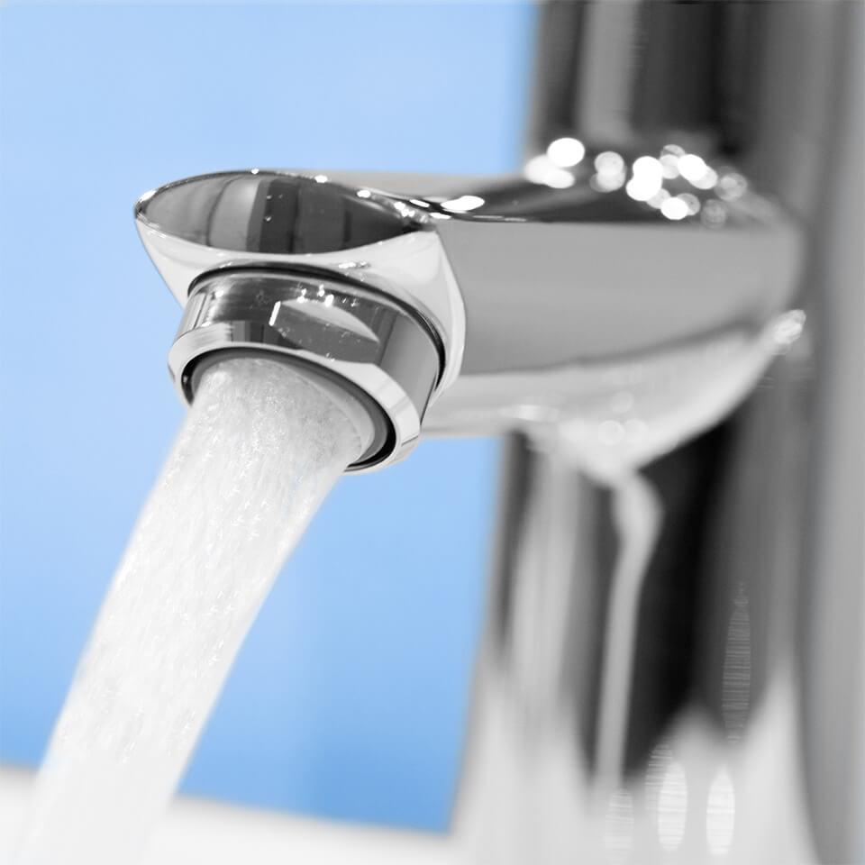 Aireador de ahorro de agua Neoperl SSR 5 l/min - Rosca