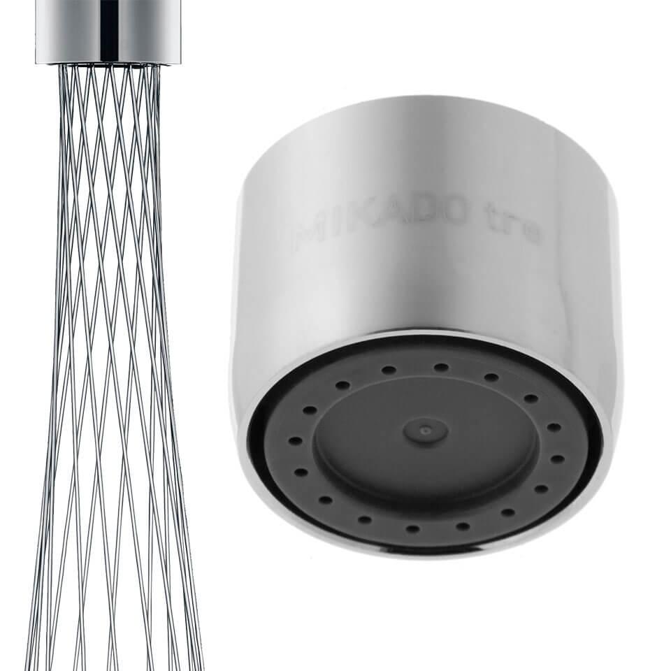 Aireador de ahorro de agua Neoperl Mikado Tre 1.2 l/min - Rosca M22x1 interna