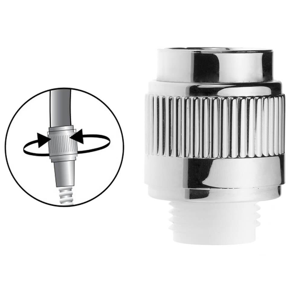 Regulador de flujo para ducha ajustable Oxygenics CC 2-8 l/min -
