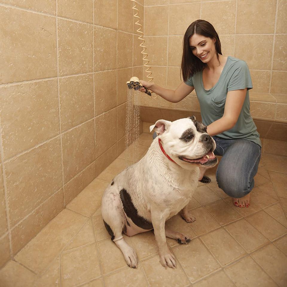 Oxygenics PawSpa PetJet – cabezal de ducha para animales -