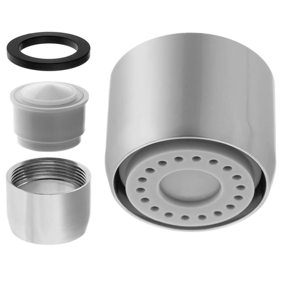 Aireador de ahorro de agua EcoVand 2.5 l/min - Rosca M22x1 interna