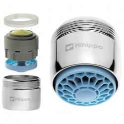 Aireador de ahorro de agua Hihippo SHPn 3.8 - 8.0 l/min start/stop