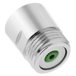 Regulador de flujo AF 6 l/min con válvula de retención rosca 1/2″ para grifo